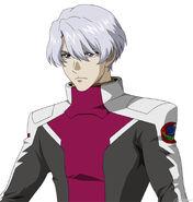 SD Gundam G Generation Crossrays Sven