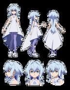 Sarah character sheet