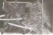 Gundam Unicorn Novel RX-0 Unicorn Gundam vs MSN-06S Sinanju
