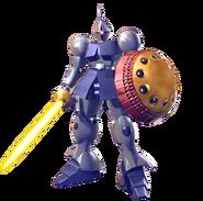 YMS-15 Gyan (Gundam Versus)