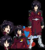 Gundam info Character Sheet Shinn Asuka