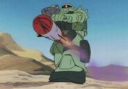 Ms06j LegMissilePod Gundam0079TVSeries Episode19