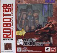 RobotDamashii ms-06s verANIME Char p01