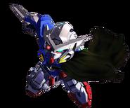 SD Gundam G Generation Cross Rays Gundam Exia Repair