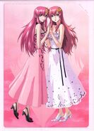 Gundam SEED DESTINY Fashion Illustrations (2)