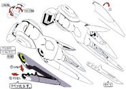 Gundam astaroth boost armor and knife