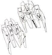 Lightning Back Weapon System backpack mode