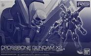 RG Crossbone Gundam X-2
