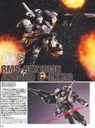 RMS-GEX1SMC ARMED G-EXES