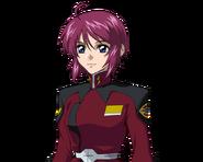 ''SD Gundam G Generation Crossrays'' Lunamaria H