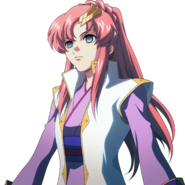 Lacus CE71 SEED Mode G Gen Cross Rays