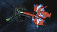 Moebius Zero in Space 02 (Seed HD Ep2)