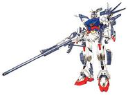 Gundam F90II Long Range Type