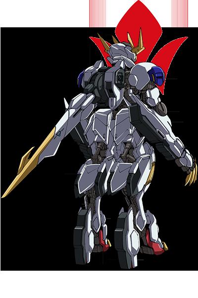 Asw G 08 Gundam Barbatos Lupus Rex The Gundam Wiki Fandom Barbatos lupus rex from full mechanics line! asw g 08 gundam barbatos lupus rex