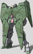 Gundam Dynames Full Shield