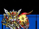SD Gundam Gaiden: Knights of the Round Table