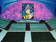 Mobile Suit Gundam Journey to Jaburo PS2 Cutscene 027 Garma 5