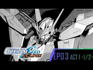 Mobile Suit Gundam SEED ECLIPSE episode3 act1 -1-2-