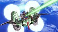Ootori Strike Rouge Kira Yamato Custom 004