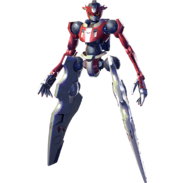 CAMS-05 Mask's Mack Knife (Gundam Versus)