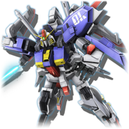 Gundam Diorama Front 3rd MSA-0011 S Gundam