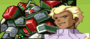 Gundam SEED destiny GBA Dearka 2