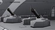 Minerva 40mm CIWS 01 (Seed Destiny HD Ep12)