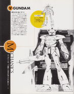 Turn A Gundam The Memory of the First Wind Vol.1 078
