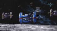 TSA Fleet 02 (Seed Destiny HD Ep48)