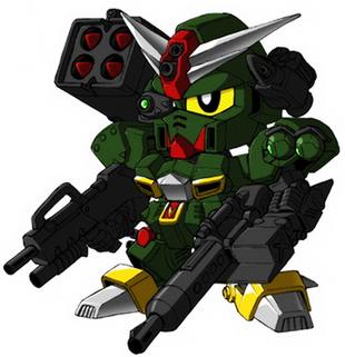 Command Gundam Mode