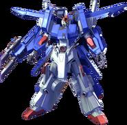 FA-010S Full Armor ZZ Gundam (Gundam Versus)