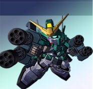 XXXG-01H2 Gundam Heavyarms Kai