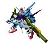 Perfect Strike Gundam Super Robot Wars X-Ω