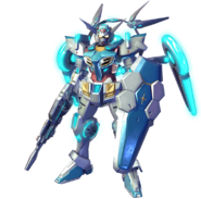 YG-111 G-Self Perfect Pack (Gundam Versus) (DLC)