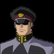 ZAFT Officer (G Gen Wars)