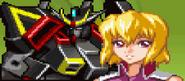 Gundam SEED destiny GBA Stella