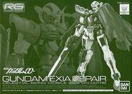 RG Gundam Exia Repair Parts