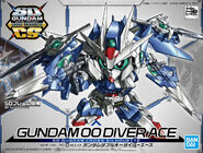 SDCS-Gundam 00 Diver Ace