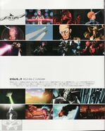 Gundam Evolve Material 86