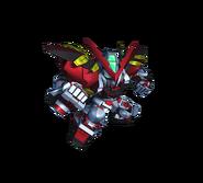 Super Gundam Royale astray red frame powered