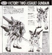 V2 Assault Gundam0