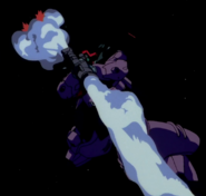 0083 Rick Dom II bazooka