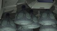 Descent Capsule Pods 01 (Seed Destiny HD Ep12)