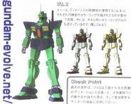 GM II Color