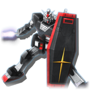 Gundam Diorama Front 3rd RX-78-1 Prototype Gundam