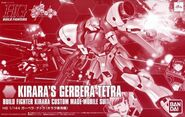 HGBG Kirara's Gerbera Tetra