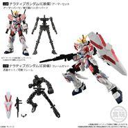 Narrative Gundam with Equipment C (Gunpla) 02