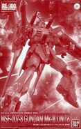 RE100 Gundam Mk-III Unit 8