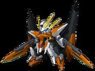 Super Robot Wars Z3 Tengoku Hen Mecha Sprite GN-011 Gundam Harute