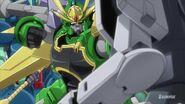 XXXG-01S2龍虎狼 Gundam Jiyan Altron (Episode 23) 02